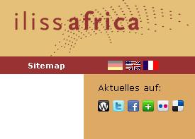 Verlinkung auf die Web 2.0 Angebote in der ViFa ilissafrica