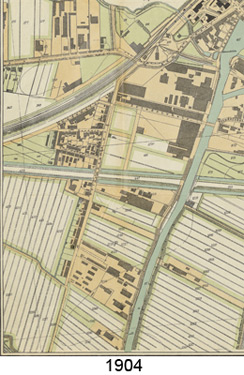 Karte Kamp 1904