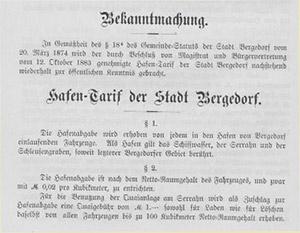 Bergedorfer Grundeigentümerverein von 1895