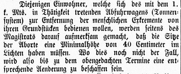 Vierländer Nachrichten vom 21.04.1887, No. 46, S. 1