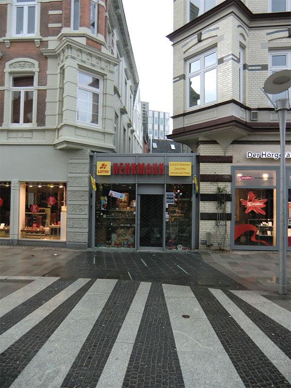 """""""Blickgraben Kiosk"""""""