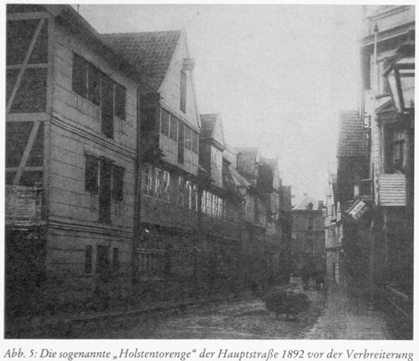 Holstentorenge
