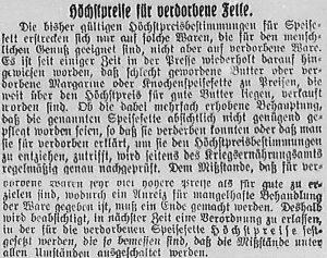 Bergedorfer Zeitung, 5. Oktober 1916