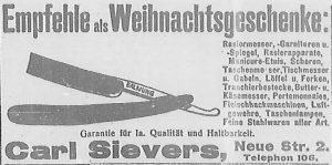 Bergedorfer Zeitung, 12. Dezember 1916