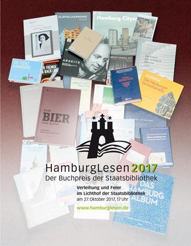 Longlist HamburgLesen 2017 - auf Klick Anzeige in groß