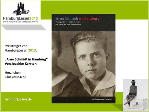 Preisträger HamburgLesen 2013