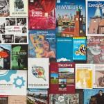 Collage aus Buch-Covern für HamburgLesen 2014