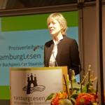 Grußwort von Hamburgs Zweiter Bürgermeisterin, Dr. Dorothee Stapelfeldt
