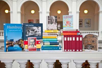Bücherauswahl HamburgLesen2016