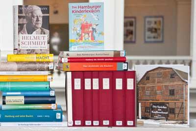 Bücherauswahl HamburgLesen 2016