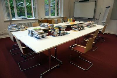 Bücherauswahl HamburgLesen 2017