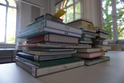 Bücherauswahl HamburgLesen 2018