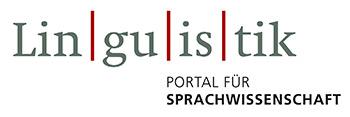 Lin|gu|is|tik – Portal für Sprachwissenschaft